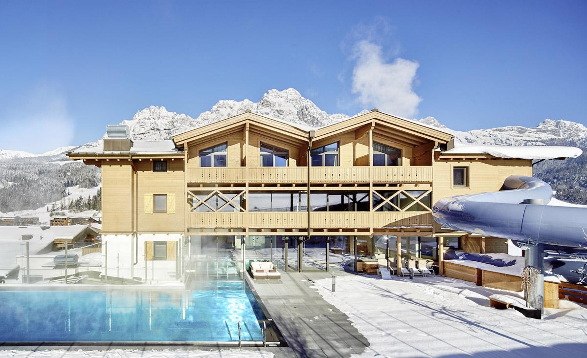 Best family hotels familienurlaub in top familienhotels for Designhotel mit kindern